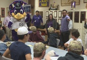 Young Rockies Fans Get Chance To Watch Their Team In Playoff Game