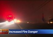 Fire Danger Returns This Weekend, Days After Rain