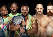 WWE 'SSD' Results & Review: the New Day Vs. the Bar Sets the Crowd on Fire