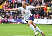 Fran Kirby strikes early as England see off below-par Brazil
