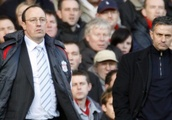 Liverpool fans want Benitez to get Mourinho sacked