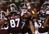 Nick Fitzgerald Runs Wild as Mississippi State Upsets No. 8 Auburn