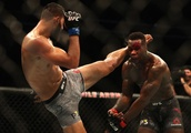 UFC 229: Dominick Reyes defeats Ovince Saint Preux in a three round controversial war