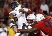 Arizona's late pick-six dooms Cal