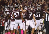 Nick Fitzgerald, Mississippi State run all over No. 9 Auburn in 23-9 victory