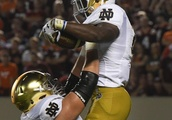 Big plays carry No. 7 Notre Dame to easy win at No. 23 Virginia Tech