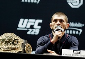 Khabib Nurmagedov Speaks After Wild UFC 229 Brawl, Calls Out Media for Enabling Conor McGregor's Dis