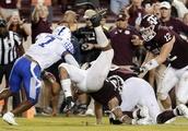 Texas A&M outlasts No. 13 Kentucky 20-14 in OT