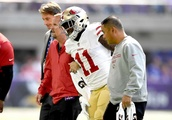 Reports: 49ers' Goodwin won't play; Sherman plans to return