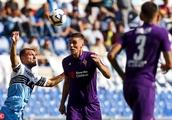 Soccer: Serie A; Lazio-Fiorentina