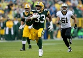 Aaron Jones Fantasy: Should You Start or Sit the Packers RB in Week 5?