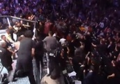 UFC Fighter Zubaira Tukhugov Brags About Jumping Into Cage and Punching Conor McGregor During UFC 22