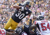 Conner blossoming for Steelers as Falcons falter
