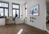 Second-gen Samsung Frame TV all set to hang on Aussie walls from this month