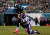 Eagles Get Rocked At Home By The Vikings, 23-21