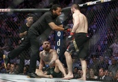 Conor McGregor vs Khabib: McGregor claims he 'won the battle' in wake of post-fight brawl