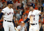 Indians and Astros Reveal Lineups for ALDS Game 3