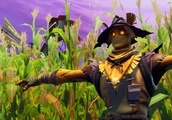 Fortnite Players Trick and Kill Enemies With Straw Stuffed Skins and T-Pose Emote