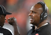 Hue Jackson Claims Refs Didn't Immediately Realize Browns-Ravens Game Had Ended