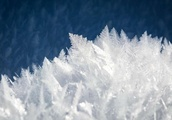 The sublimation of solid ice happens just as quickly as the evaporation of liquid water