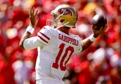 Garoppolo-less 49ers pushed out of prime-time game vs. Rams