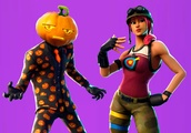 Fortnite Data Miners Leak All Upcoming Halloween Skins and Items
