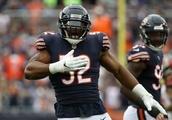 Bears Star Khalil Mack Still Adjusting to Life in Chicago