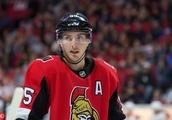 NHL Flyers VS Senators, Ottawa, USA - 10 Oct 2018
