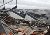 Hurricane Michael claims 1st victim as it cuts swathe of destruction into Florida