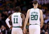 Kyrie Irving, Gordon Hayward give Celtics healthy lineup, chance at NBA Finals berth