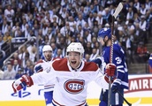 Longtime Leaf Tie Domi says cheering for son Max as a Hab comes naturally