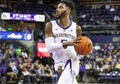Dickerson lifts No. 25 Washington past W. Kentucky 73-55