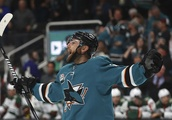 Sorenson, Goodrow lead Sharks to 4-3 win over Wild