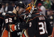 Getzlaf leads Ducks to 3-2 victory over Flames