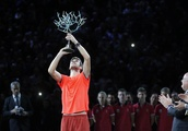 Khachanov stuns Djokovic to win Paris Masters title
