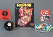 'Outlook good': Magic 8 Ball, Uno and pinball inducted into Toy Hall of Fame