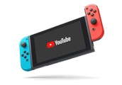 YouTube is available for the Nintendo Switch