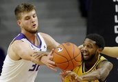 Brown, Mawien help No. 12 K-State beat Kennesaw State 56-41