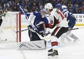 4-goal 3rd period lifts Senators past Lightning 6-4