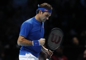 Federer beats Thiem to get back on track at ATP Finals