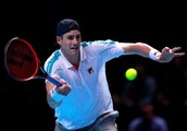 Emotional Isner says hard to play after death of friend
