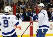 NHL roundup: Point rallies Lightning with hat track