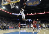 Moses leads No. 21 UCLA to 95-58 rout of Saint Francis (PA)