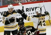 Karlsson, DeBrusk give Bruins 2-1 win over Coyotes
