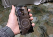A closer look at HTC's blockchain phone, the Exodus 1
