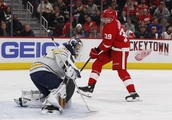 Sabres beat Red Wings 3-2 in shootout for 9th straight win