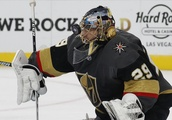 Fleury posts second straight shutout, Vegas beats Sharks 6-0
