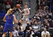 No. 2 UConn tunes up for Irish by routing No. 16 DePaul