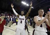 Penn ends No. 17 Villanova's city supremacy in 78-75 win
