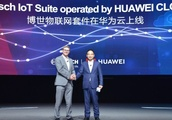 Huawei and Bosch Form Partnership to Provide IoT Solutions